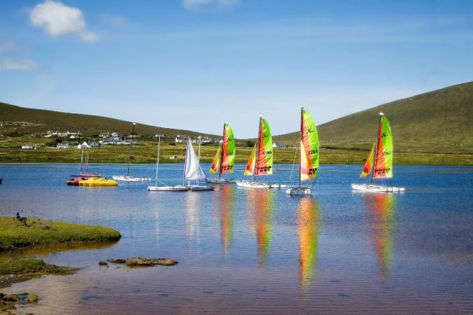 Boats at Achill Island Co_master - gallery